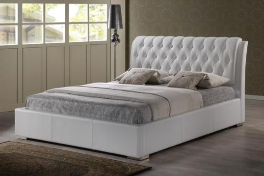 tweepersoonsbed inclusief lattenbodem en matras slaapkamer