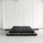 futonbed dock zwart