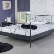 Metalen bed Daisy_1009_1