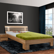houten bed Exclusive