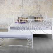 metalen bed sophia