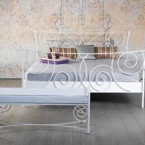 metalen bed sophia