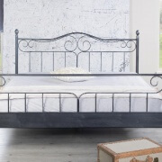metalen bed verginia