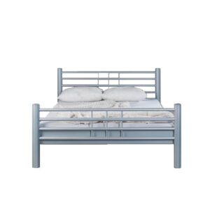 metalen bed lea