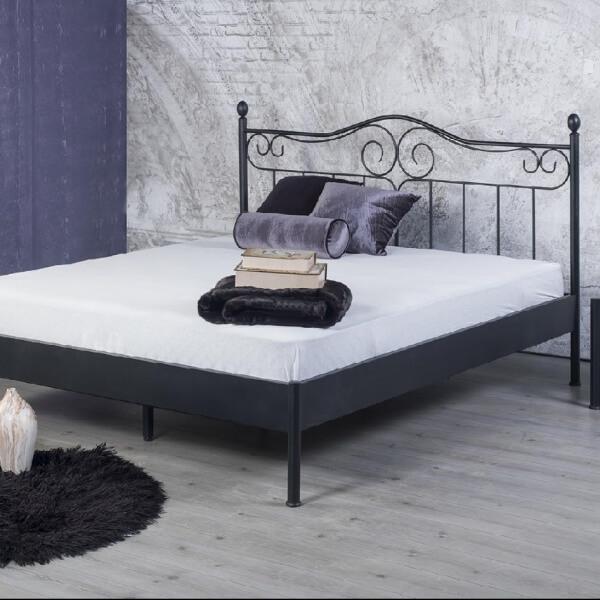 metalen bed alessia | onlinebedkopen.nl